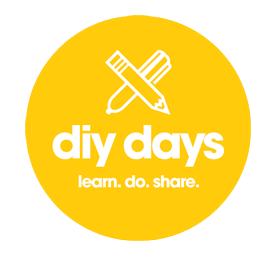 diy days logo