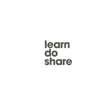 learn do share logo